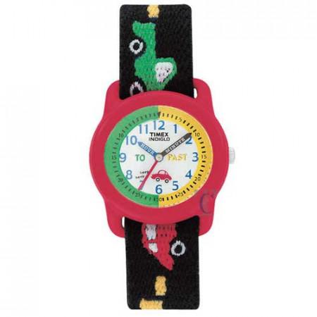 Timex Kidz Analog Frogs Black