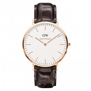 Daniel Wellington Classic York Rose