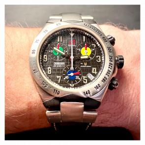 Universal Genève Senna Automatic No.41 chrono