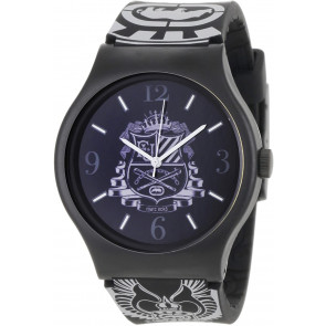 Marc Ecko Artifaks Raw and Uncut Midsize Watch