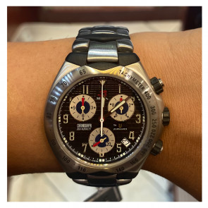 Universal Genève SENNA Chronograph
