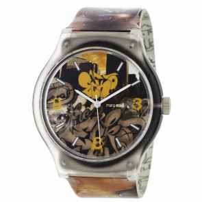 Marc Ecko Artifaks Midsize  All-City Watch