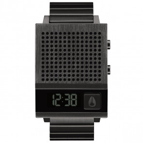 NIXON DORK TOO ALL BLACK