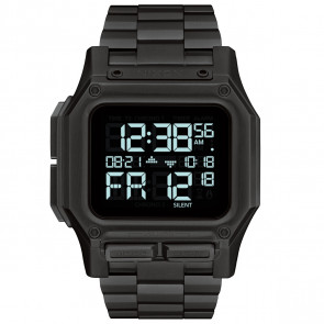 NIXON Regulus SS All Black