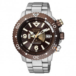 Citizen EcoDrive RadioControlled Divers 200M Titanium