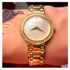 Universal Genève Golden elegance 18K