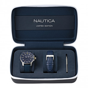 NAUTICA ICEBREAK CUP AUTOMATIC BOXSET LIMITED EDITION