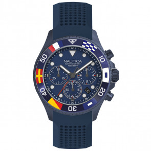 NAUTICA WESTPORT FLAGS CHRONO