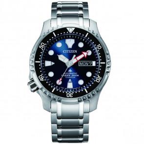 CITIZEN Promaster Diver Silver Titanium Bracelet