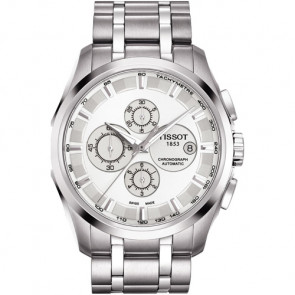 Tissot Couturier Automatic Chronograph Steel Bracelet