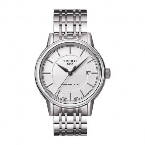 Tissot T-Classic Carson Automatic Stainless Steel Bracelet