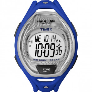 Timex Ironman Sleek 50-Lap Royal blue Full T5K511