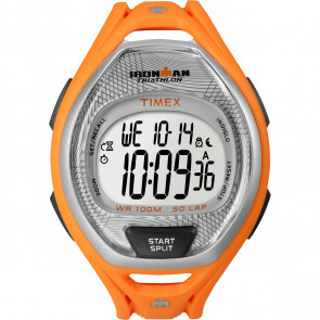 Timex Ironman Sleek 50-Lap Royal orange Full T5K512