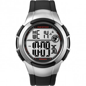 Timex Digital Black Resin T5K770