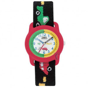 Timex Kidz Analog Frogs Black